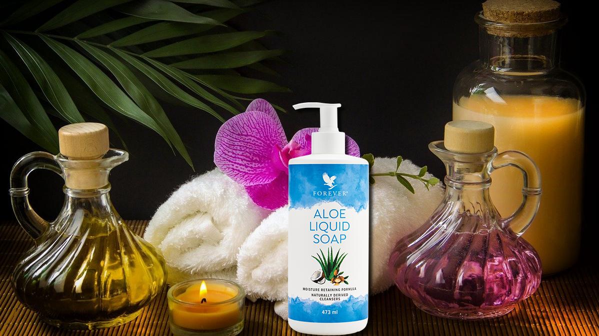 Aloe liquid soap flp aloechristine