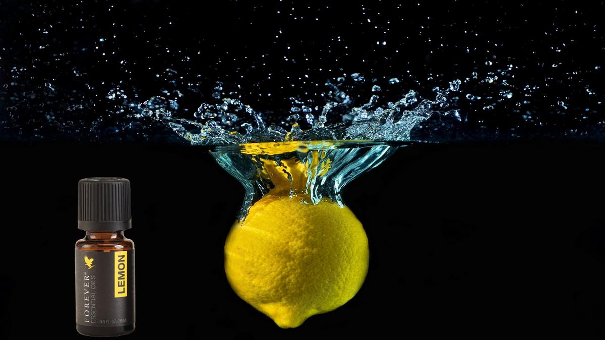 Huile essentielle citron lemon flp aloe christine 1