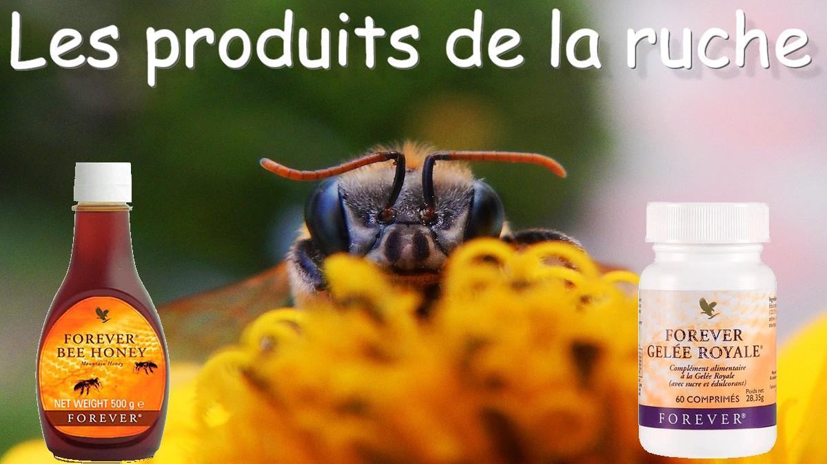 Les produits de la ruche flp aloe christine